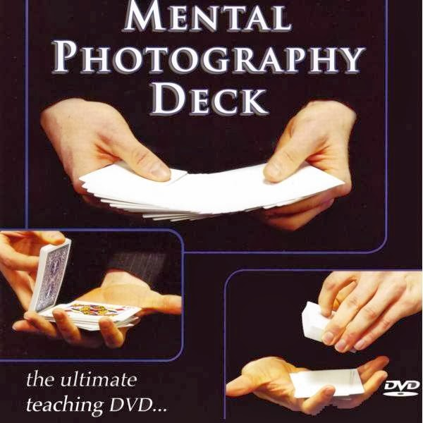 MENTAL PHOTOGRAPHY DECK(PRECIO: S/.50.00)