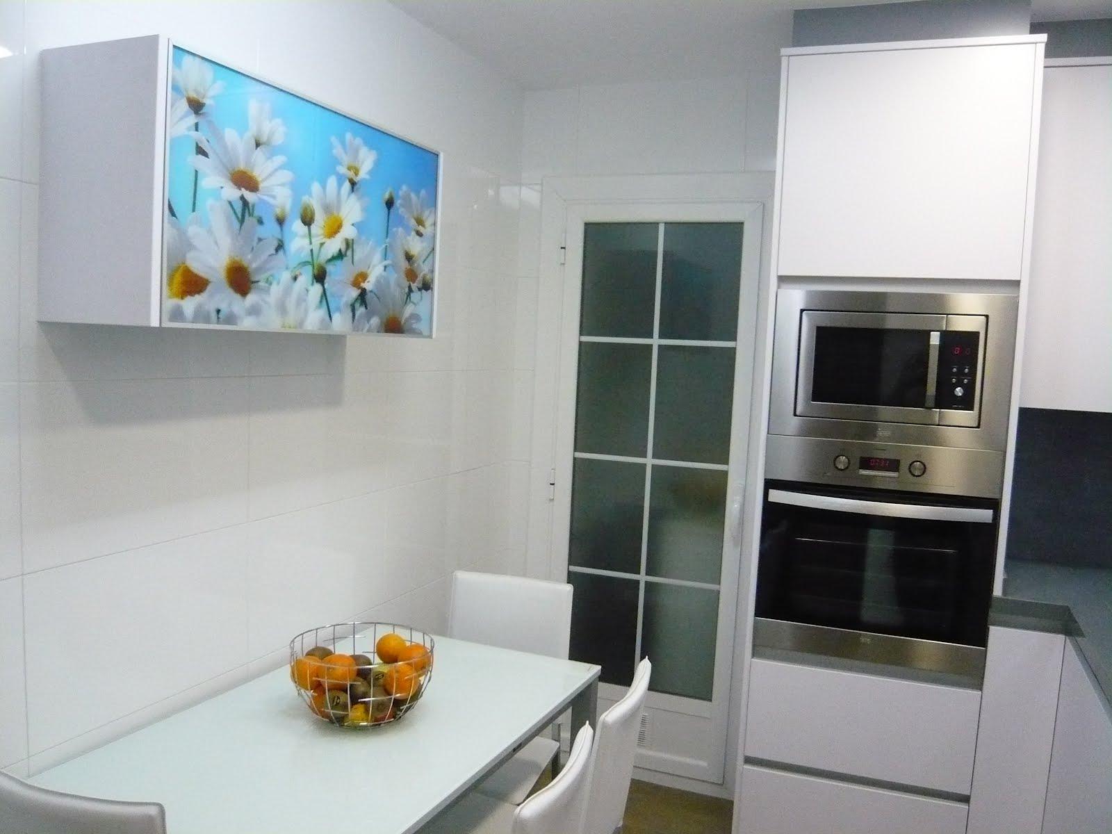 Reuscuina muebles de cocina con gola integrado sin for Muebles de cocina con