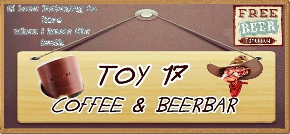 Toy 17 Coffee@Beerbar