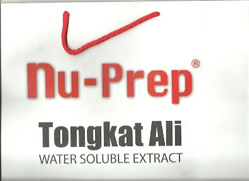Long jack;eurycoma longifolia atau Tongkat Ali Nu-Prep 100 - PASTI Bersaintifik,Berkriteriakan WHO.