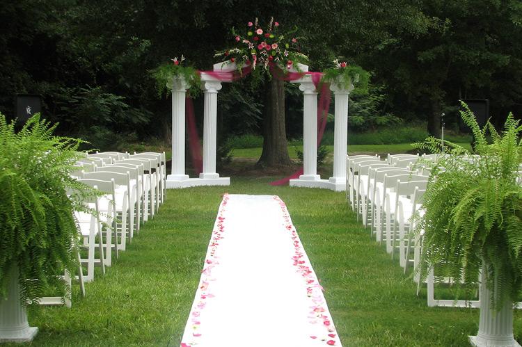 Octubre 2011 - Decoracion de bodas en jardines ...
