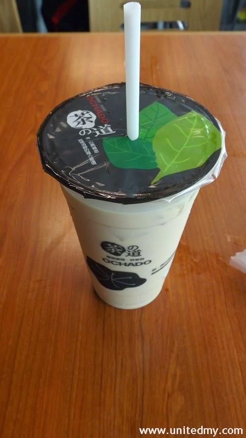 Ochado roast milk tea RM5.90