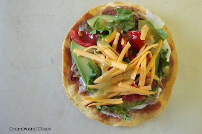 Crumbs & Chaos: Pork Carnitas on Tostadas