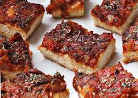 Pizza Uruguaia (vegana)