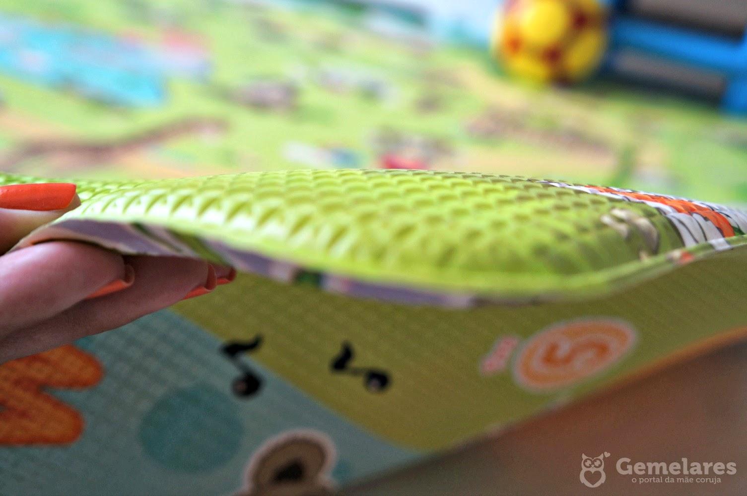 Tapete ideal para bebês e crianças