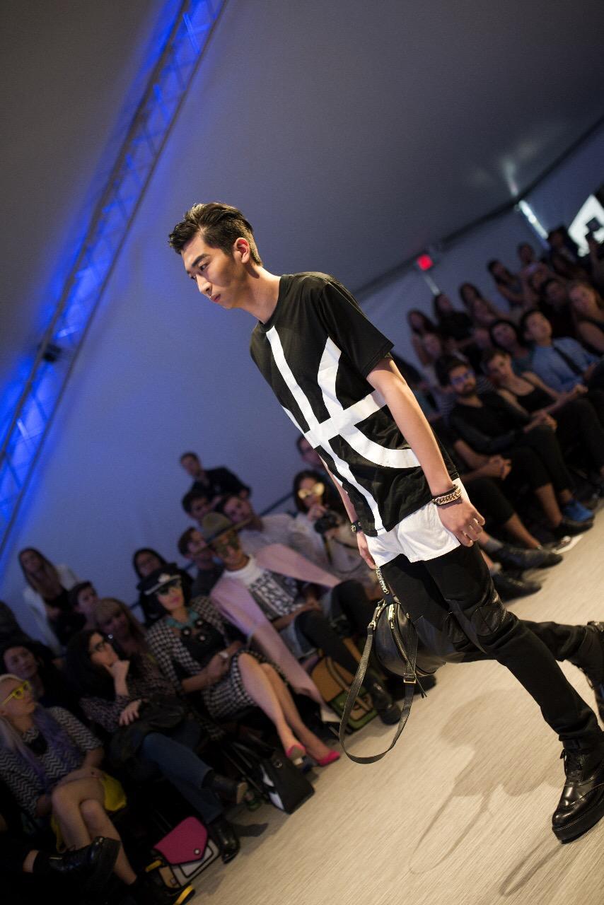 shinya yamaguchi vancouver fashion week 2014