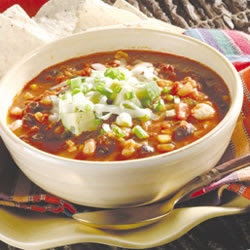 Angela's Tortilla Soup