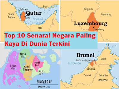 Negara Paling Kaya