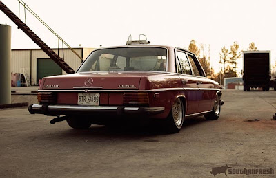 Mercedes Rebaixado
