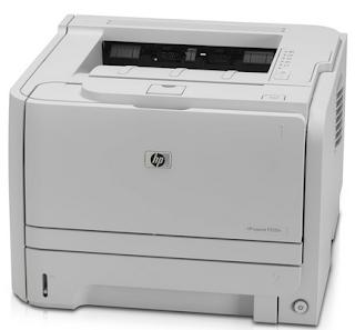 Driver Printer  HP LaserJet P2055d Free Download