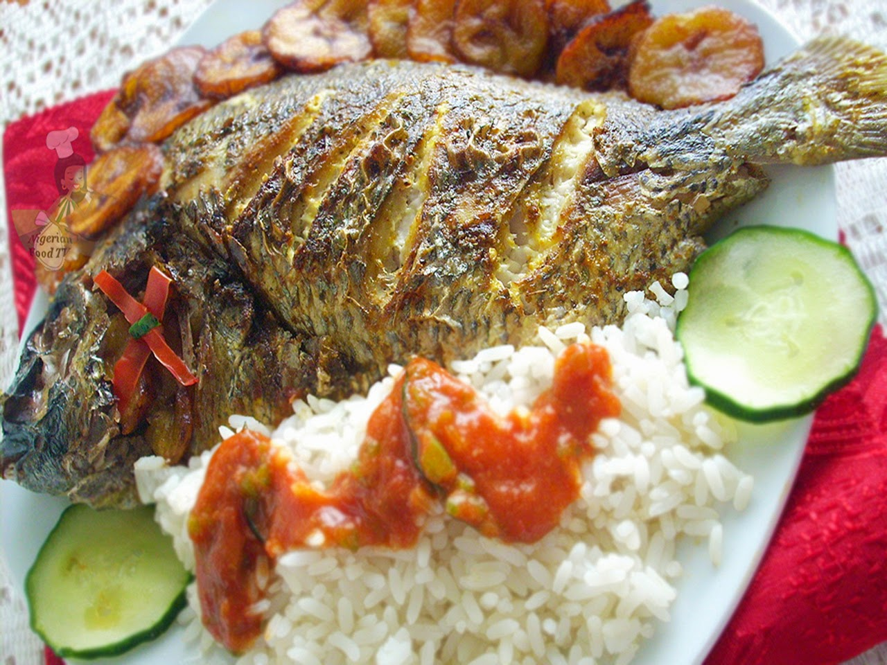 Grilled fish asian recipes