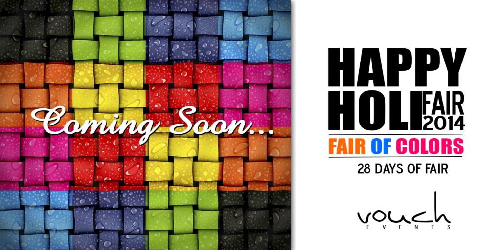 Happy Holi Fair
