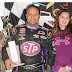 Donny Schatz claims victory at Knoxville Raceway with the Outlaws