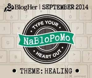 September Blogging Badge