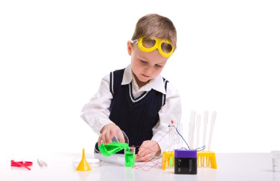 Experimen untuk anak