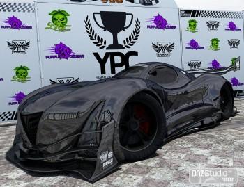 Yamaki GTX-R