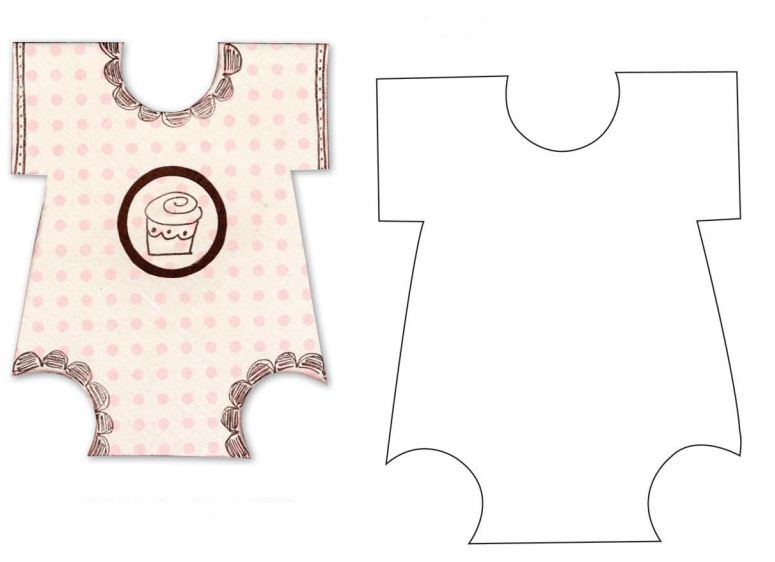 Bonitas invitaciones para Baby shower ~ cositasconmesh