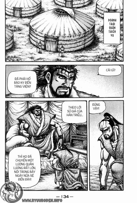 Chú Bé Rồng - Ryuuroden chap 121 - Trang 2