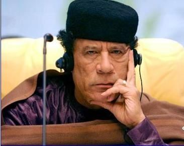 gaddafi quotes