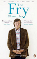 The Fry Chronicles by Stephen Fry book cover