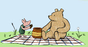But you already know: P is for Pooh and Piglet.