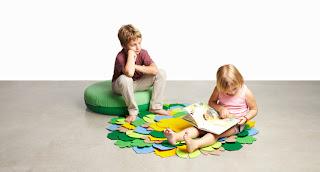 disseny nens catifa OIL de estudi Menut