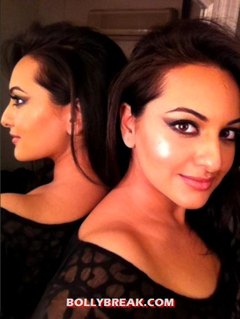 Sonakshi Sinha Twitter real life photo - Sonakshi Sinha Real Life Pics