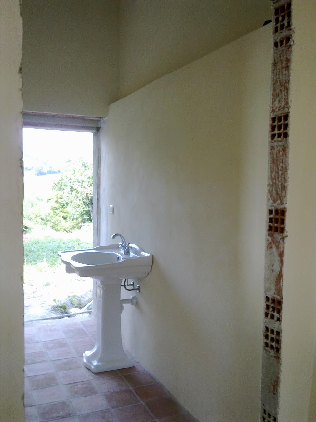 Corteranzo terzo bagno terminato manca solo un muro - Documenti per ristrutturazione bagno ...