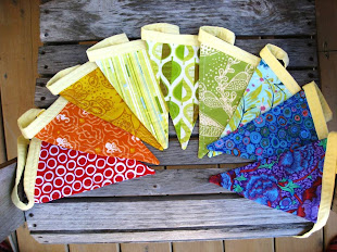 Kathryn loves all things fabric and she makes colourful items using upcycled materials whenever...