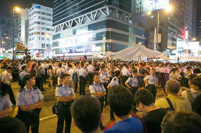 Biểu tình Chiếm đóng Trung tâm ở Hong Kong