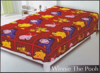 Selimut Belladona Winnie The Pooh