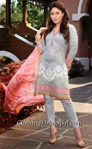 Crescent Lawn Collection 2015-16
