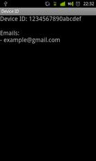 Cara mengetahui Device ID Android | Apk Device ID