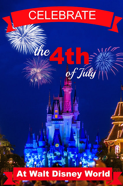 Celebrate the 4th of July at Walt Disney World | Home is Where the Mouse is