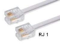 Kabel Telepon RJ 1