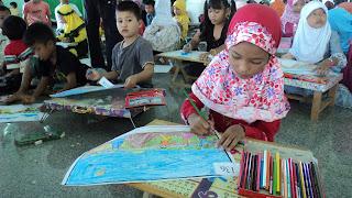 KKN 82 Adakan Warna-Warni Ramadhan