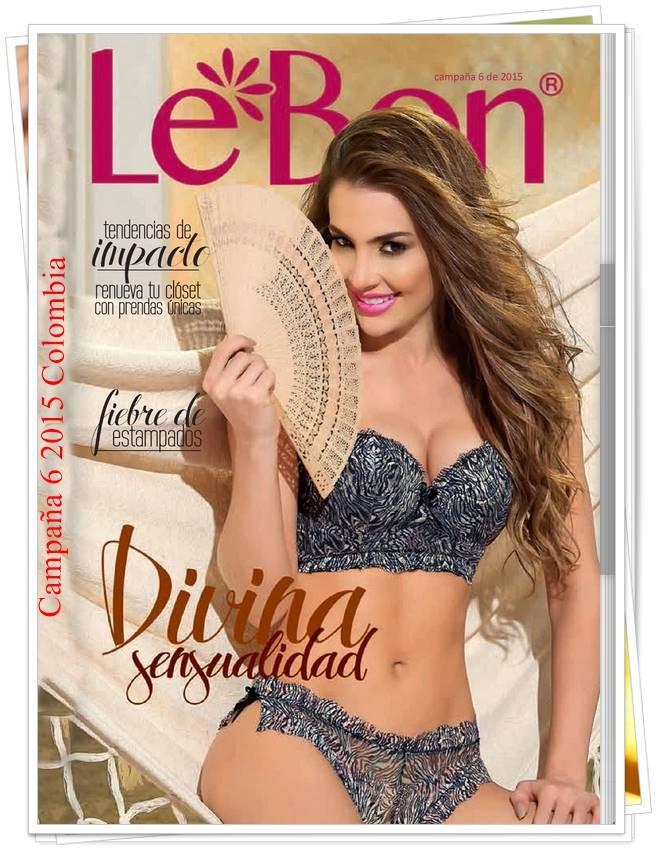 Lebon Campaña 6 2015 catalogo