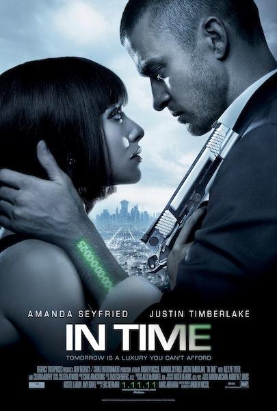 Timberlake Seyfried poster