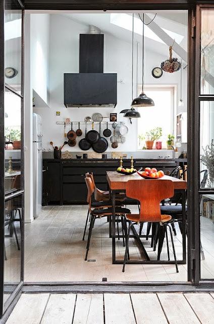 Desain Dapur Maskulin 15