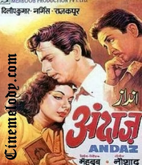 Andaz (1949) Hindi Mp3 Songs Free  Download