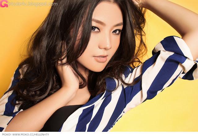 1 Hu Yi Teng - myself-very cute asian girl-girlcute4u.blogspot.com
