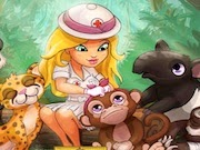 Cute Jungle Hospital