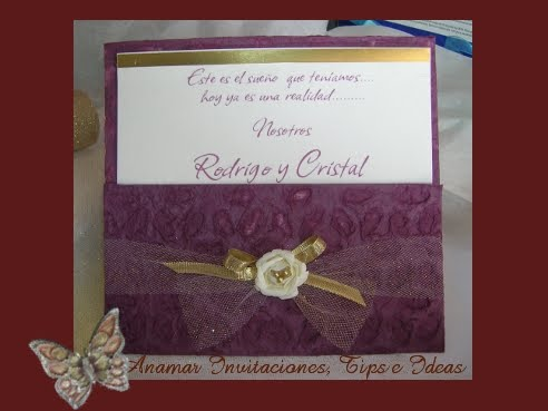 Invitaci n boda - Cosas para preparar una boda ...