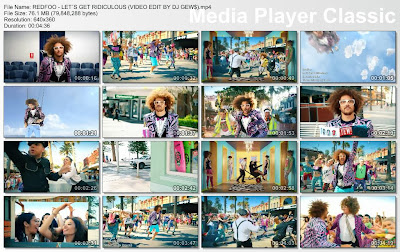 http://www.mediafire.com/download/l7bb89uiz9eg936/REDFOO+-+LET%C2%B4S+GET+RIDICULOUS+%28VIDEO+EDIT+BY+DJ+GEW%24%29.mp4