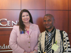 2012 IDEA Award-Visit at Northwestern Hospital cancer center