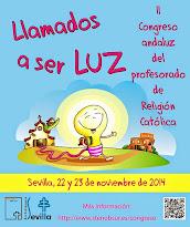II Congreso andaluz del profesorado de religión católica