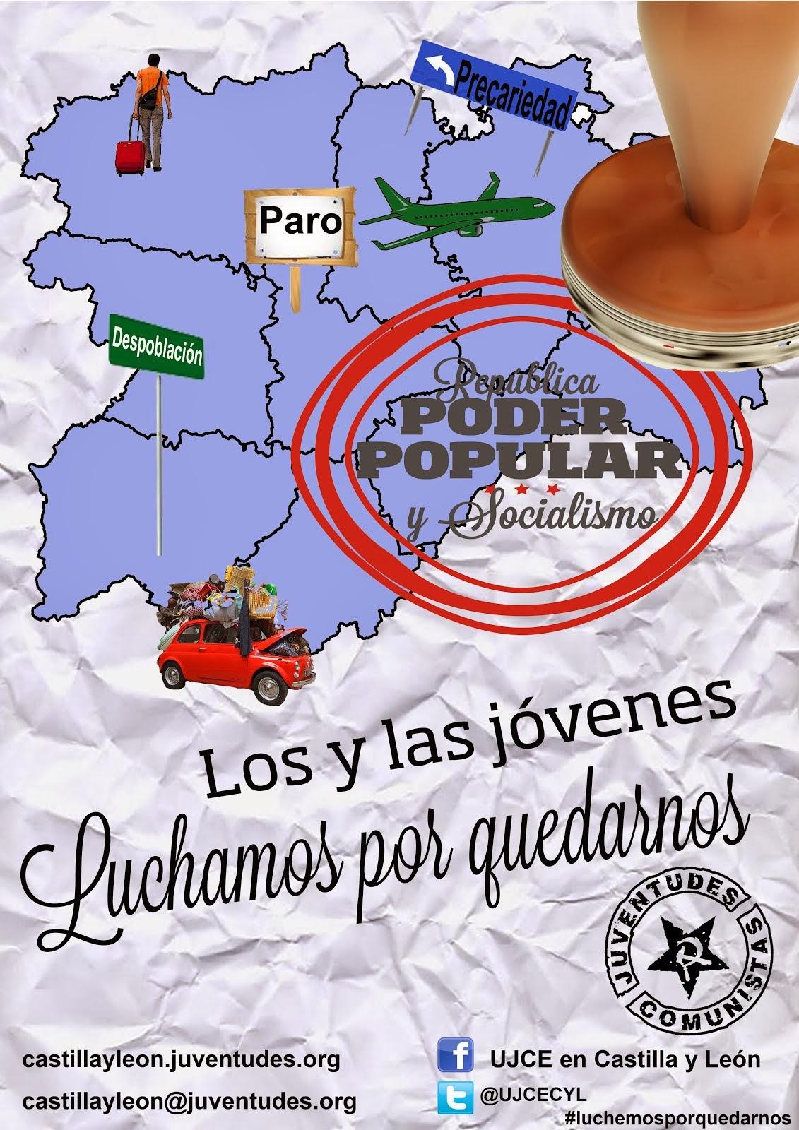 Castilla y León, paro y precariedad.