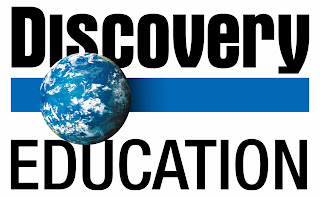 Image of Discovery Education logo