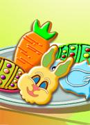 Сахарное печенье - Онлайн игра для девочек
