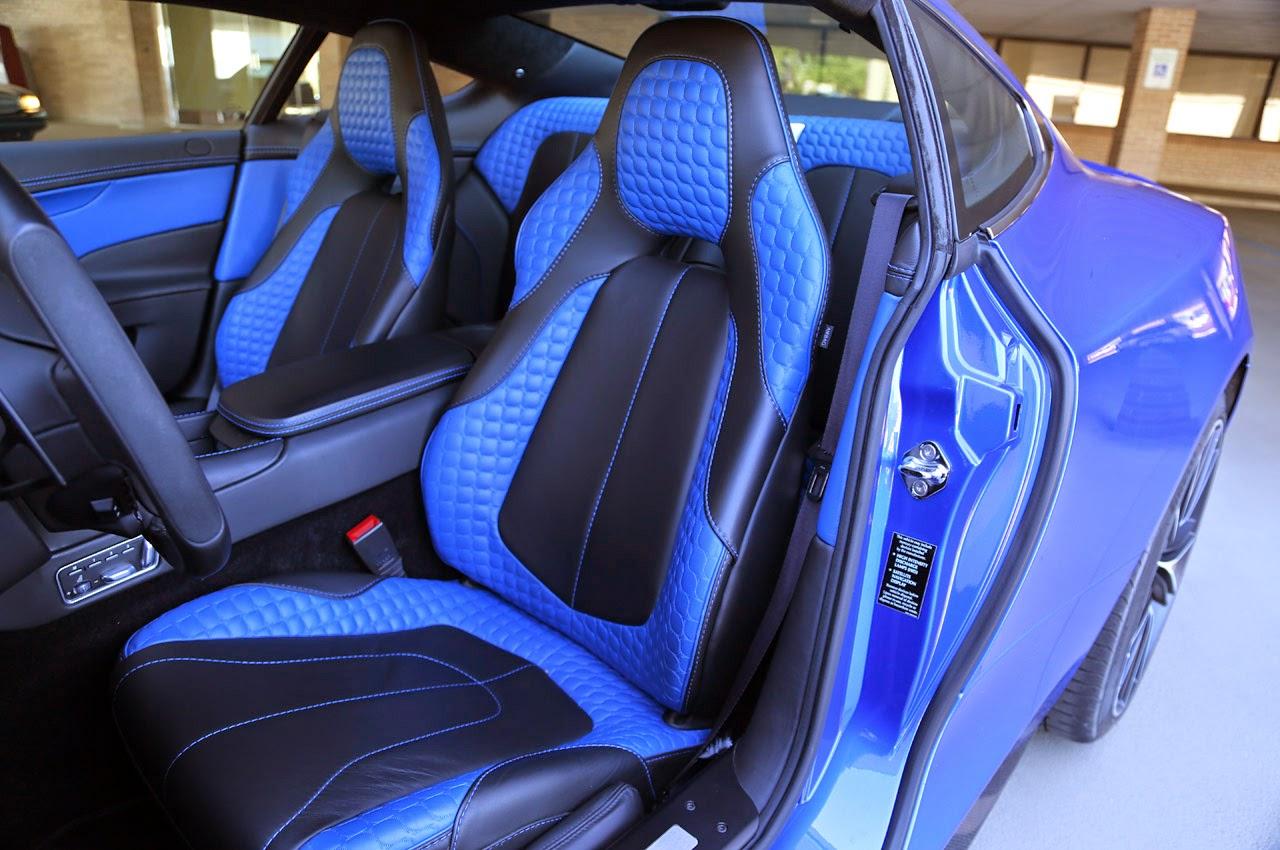 Aston Martin Vanquish Price 2014